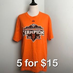 Other - MLB SF Giants National League Champions. Size L